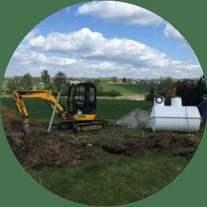 Zbiorniki bezodpływowe (szamba)